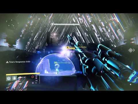Vault of Glass Atheon Under 5 Minutes! Hawkmoon Gameplay!