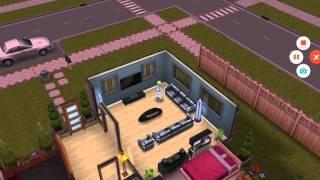 """The Sims FreePley 4 серия """"котята и щенята"""""""