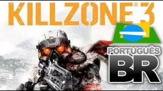Killzone 3 em português BR - Vídeo comentado