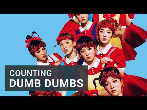 Red Velvet - Counting the Dumb Dumbs