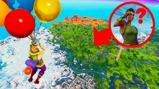 UNFAIRSTES Versteck In FORTNITE! (Hide and Seek)