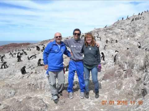 """""""Patagonia Profunda""""  Santa Cruz Pto. Deseado Isla Pinguino"""