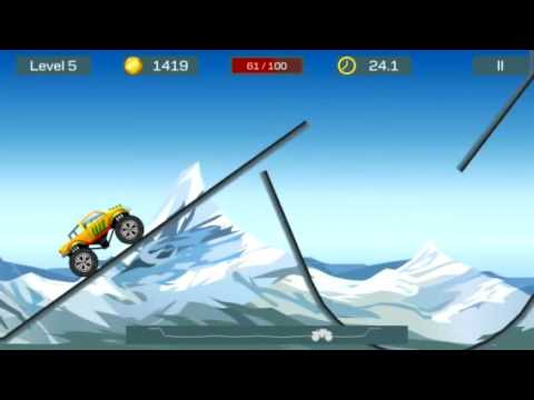Monster Stunts -- monster truck stunt racing game