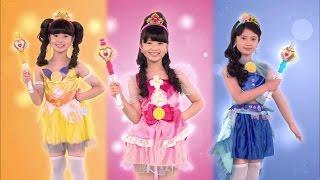 Go! プリンセスプリキュア TV CM (Go! Princess Precure TV CM)