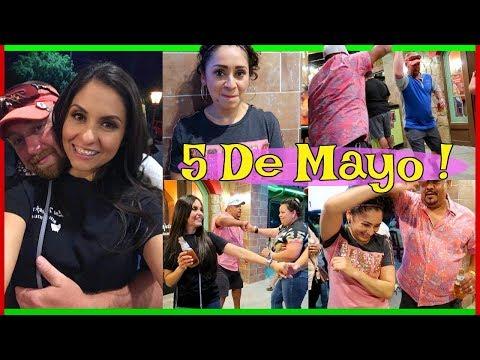 Asi Celebramos el 5 de Mayo 💃🏻!! Con Grupo Y DJ en Los Molcajetes !! - ♡IsabelVlogs♡