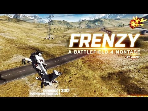 FRENZY - A Battlefield 4 TOW Missile Montage by Cosair