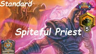 Hearthstone: Spiteful Priest #4: Boomsday (Projeto Cabum) - Standard Constructed
