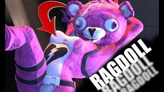 Garry's Mod Ragdolls (FORTNITE EDITION)