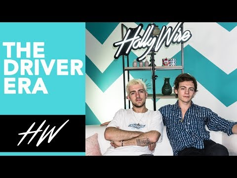 THE DRIVER ERA  Ross Lynch and Rocky Lynch talk Swapping Hair Colors!