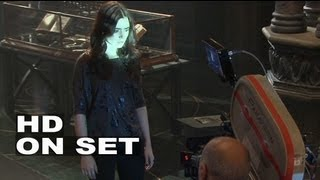 The Mortal Instruments: City of Bones: Behind the Scenes Part 1 of 3 (Broll)