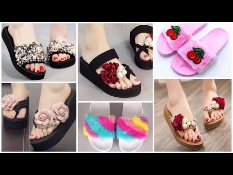 stylish-flip-flop-sandals-for-women-2019