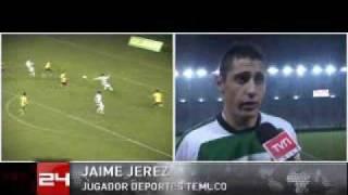 Temuco 0 - Colchagua 0 (19/06/2010)