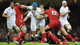 Match Angleterre Pays de Galles // Rugby - Tournoi des 6 nations 2019