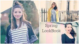 Spring BooHoo LookBook & Giveaway ad | Zoella