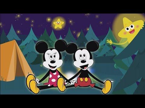 Brilla Brilla la stella stellina con Topolino e Minnie - Canzoni per Bambini di Dolci Melodie