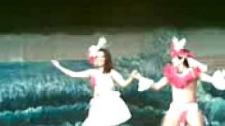 hula halau moorea- otea alberto y veronica