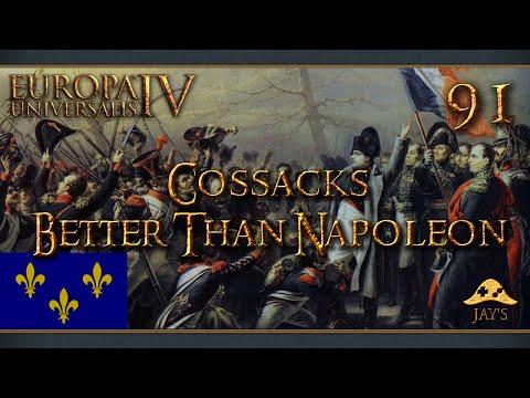 [FR] Europa Universalis IV : The Cossacks - La France - Better Than Napoleon - 91