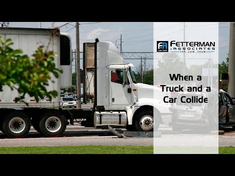 Florida Truck and Car Collision Attorneys | Fetterman & Associates, PA