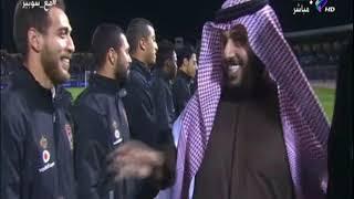 شوبير: الخطيب نجم وقامه كبيره ويحافظ علي كيان وهيبة النادي الاهلي