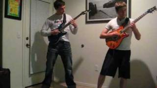 August Burns Red - Marianas Trench (dual guitar cover)