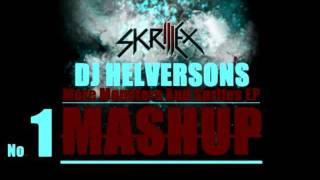 Scary Monsters And Nice Sprites - Mega Remix (Original) - DJ Helverson