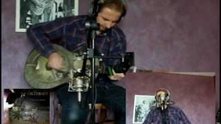 """Plastic flower CD recording session: """" Just because"""""""