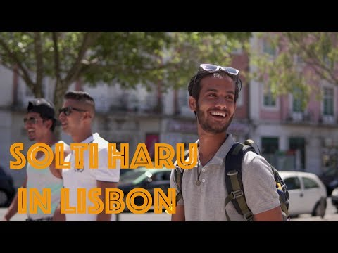 Free tour in Lisbon with Solti haru!