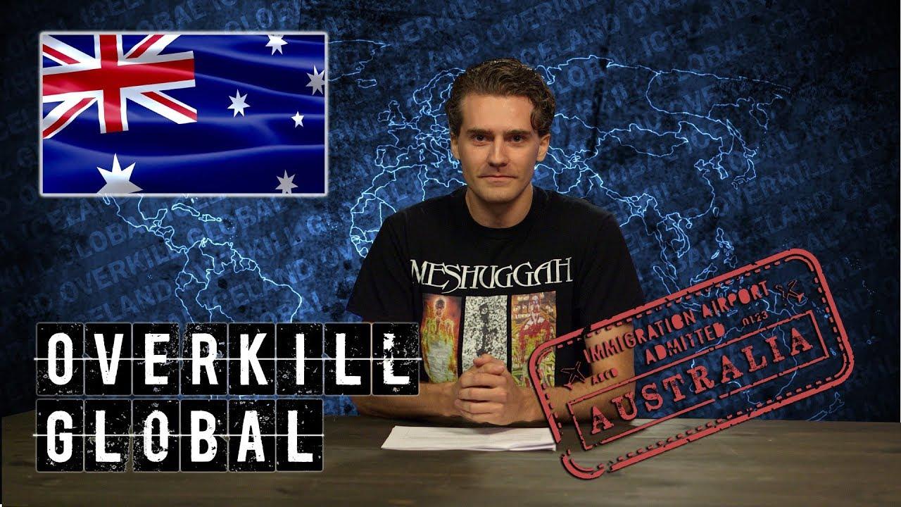 Australian Prog Metal episode thumbnail