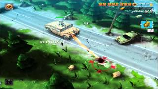 Tiny Troopers 2 [Operation 1: Unicorn Lair] Mission 4 Drive-by