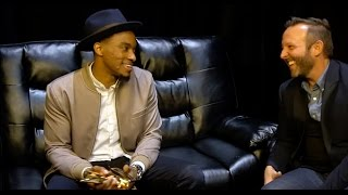 Jonathan McReynolds at the 2016 Dove Awards