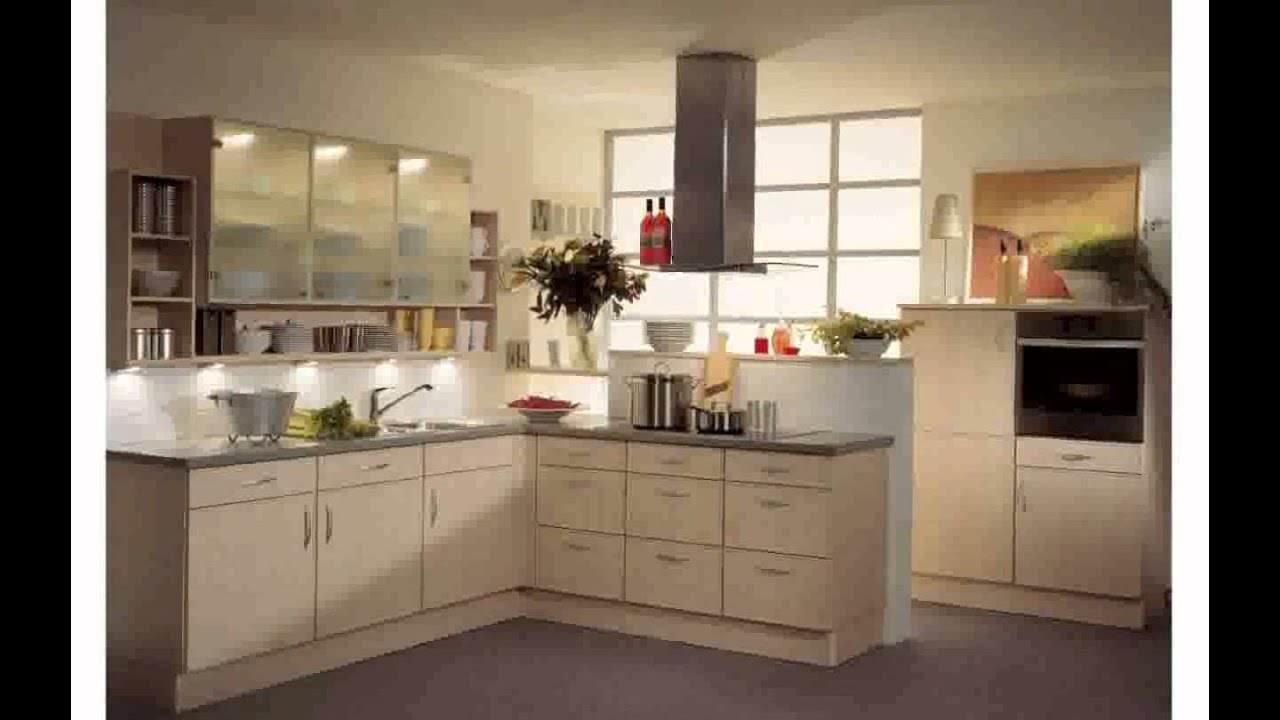 Meubles cuisine youtube for Armoire de cuisine contemporaine 2016