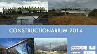 Constructionarium 2014: Building The Kingsgate Bridge