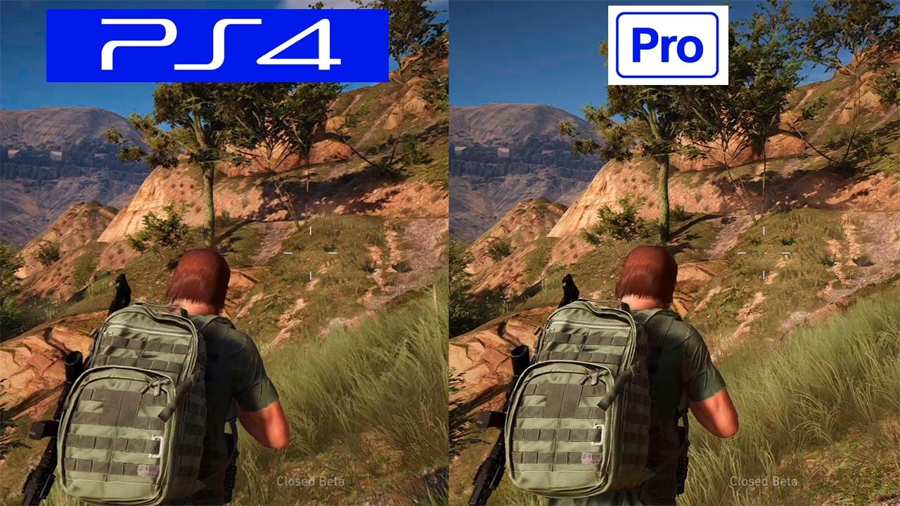 Xbox Vs Ps4 Size Ghost Recon Wildlands ...