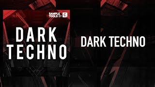 Sample Tools by Cr2 - Dark Techno (Sample Pack)