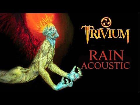 Matt Heafy | Rain (Acoustic) | Trivium [official Video/audio]