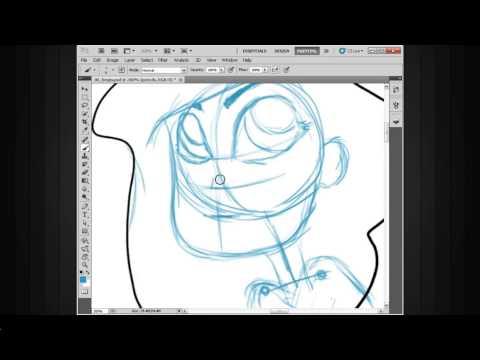 สอนวาดรูปการ์ตูน ตอน6
