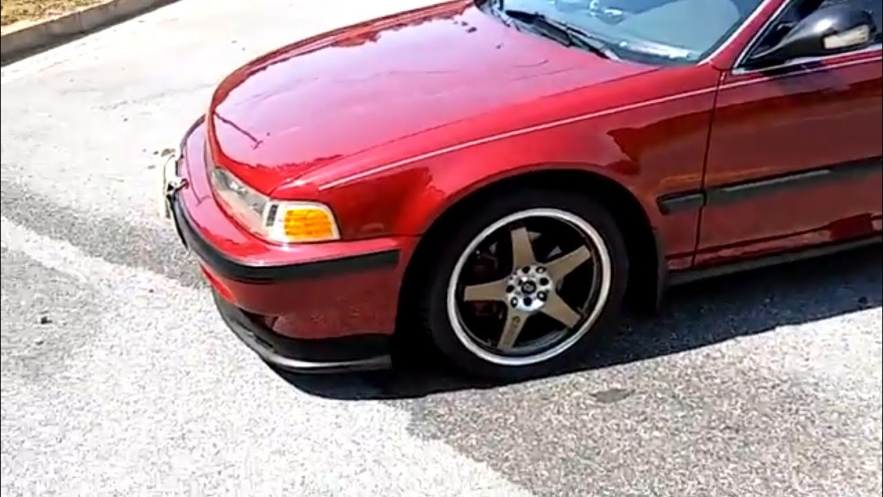 Honda Accord Station Wagon >> Old Errol 92 Honda Accord EX station wagon car review - YouTube