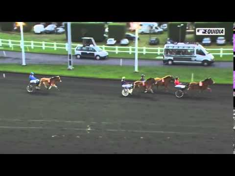 Trot Top Tour - Junior 14-16 ans - Vincennes - 21/12/14 - Marie Bazire