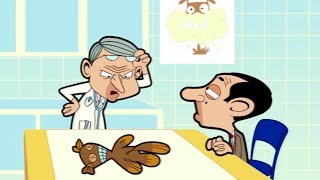 Mr Bean Animated Series  Teddy At The Doctors  Full Episodes Compilation  Videos For Kids