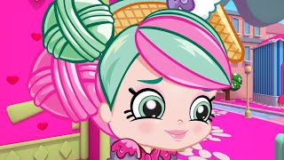 Shopkins | Gelato Surprise | Cute Cartoons | Full Episodes | Videos For Kids