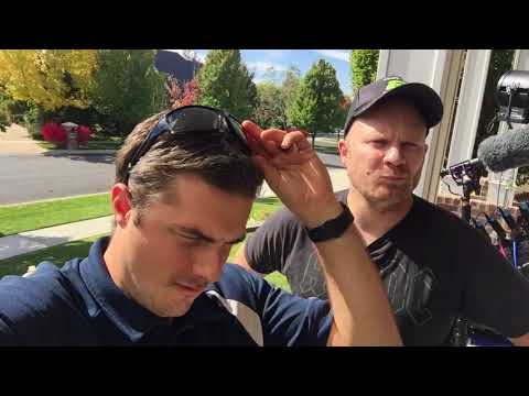 DP Journal Episode 73 - Commercial shoot day 1