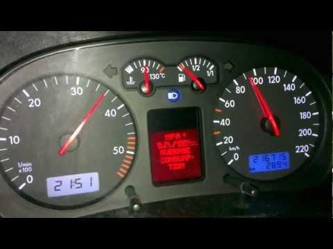 1998 VW Golf 4 1.9 GTI TDI (110HP AHF) + Bosio 502 nozzles + Kollár Chip ~150HP
