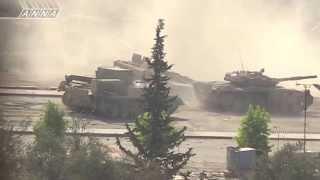 Syria. Операция в Джобаре. ANNA-News