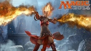 Magic: The Gathering -- Duels of the Planeswalkers 2014 Gameplay