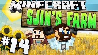 Minecraft - Sjin's Farm #14 - A Proper Crop