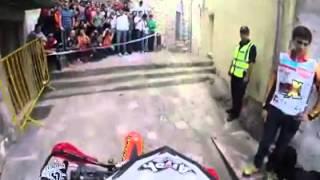 Motociclismo extremo