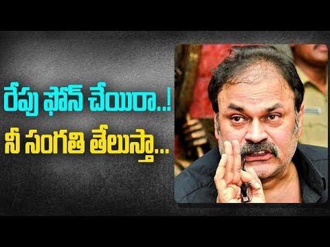 Nagababu Sensational Comments On Comedian Prudhvi  | ABN Telugu