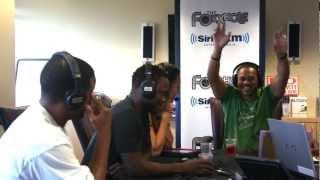 Part 2 of 4: FOXXHOLE COMEDY CORNER with Johnny Mack, Danisha Danielle, Desean Bizzle 6/13/2012