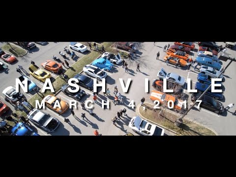 Cars and Coffee Nashville - March 4, 2017