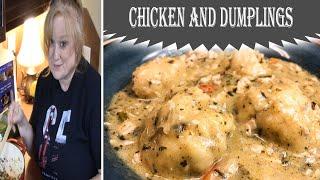 CHICKEN &amp DUMPLINGS RECIPE  It&#39s Fall Y&#39all  Easy Dumplings Recipe